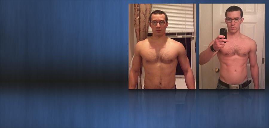 Dustin 21 Day RIP Testimonial