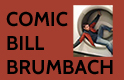 Comic Bill Brumbach logo